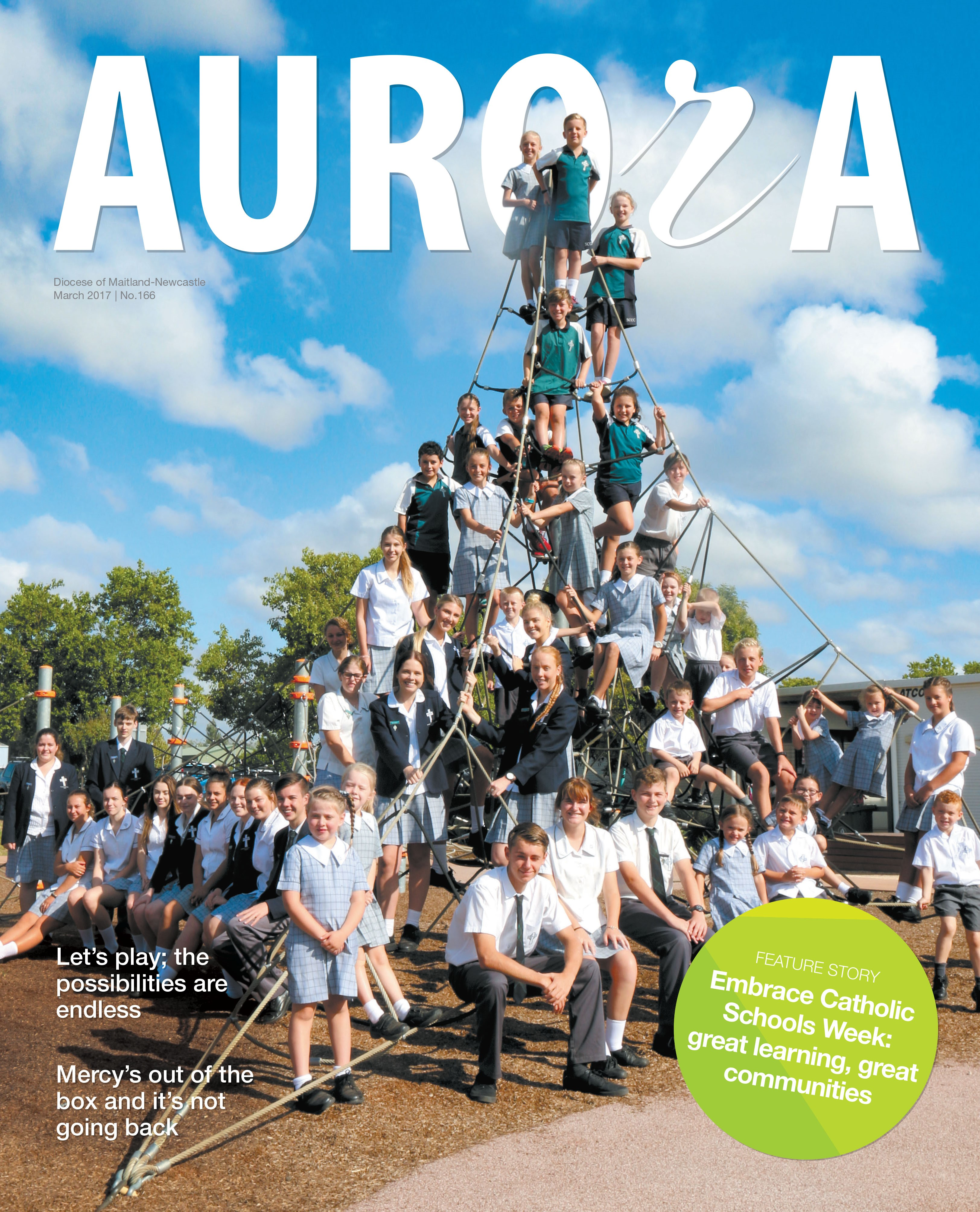 Aurora February 2017 Cover Image