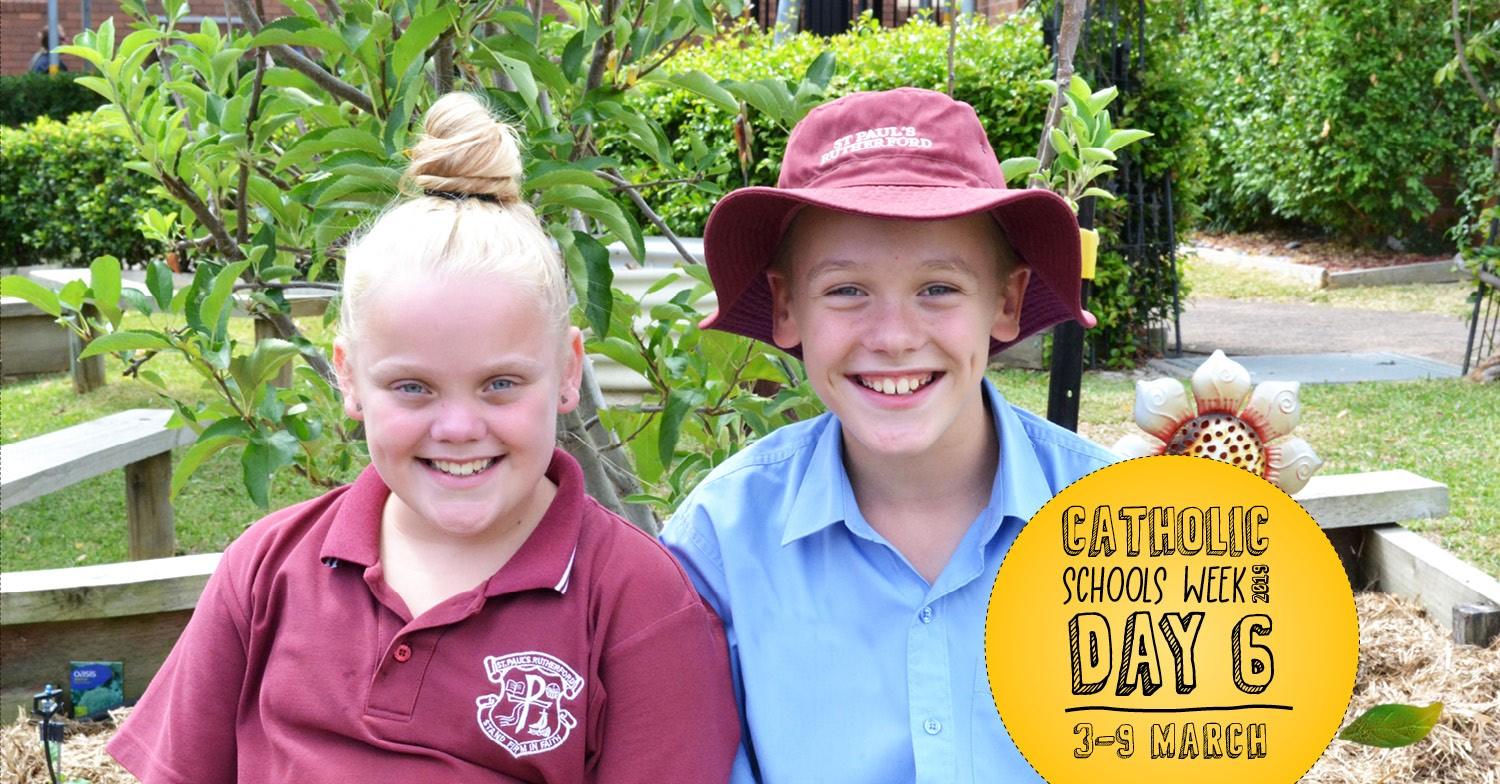 Image:MEGA GALLERY: Catholic Schools Week - Day 6