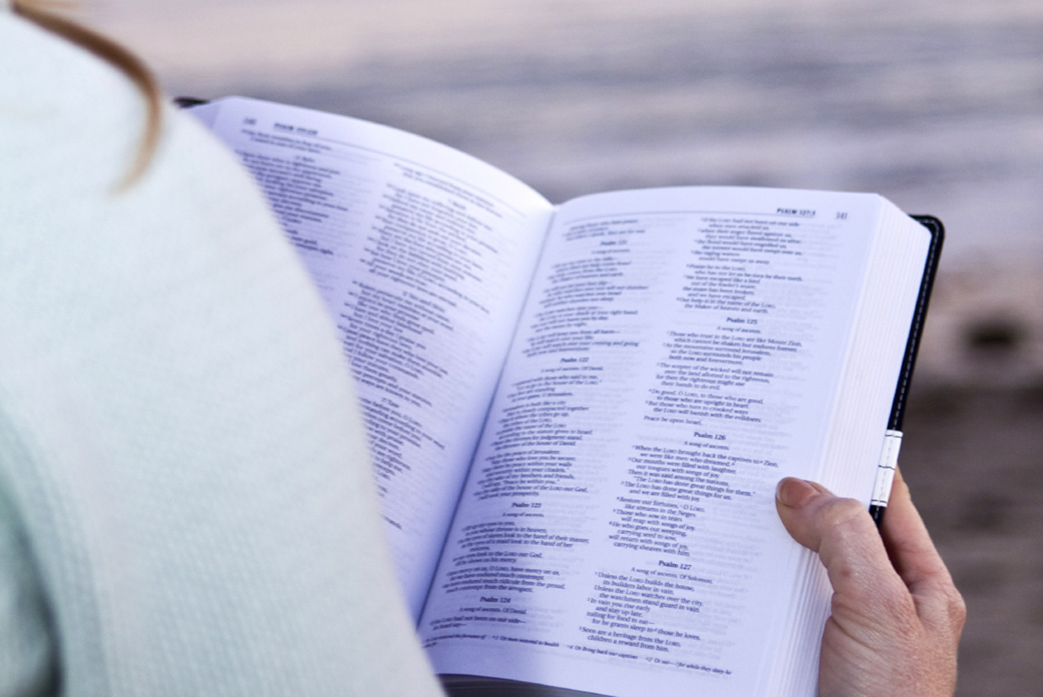 Approaching the word of God in the New Testament
