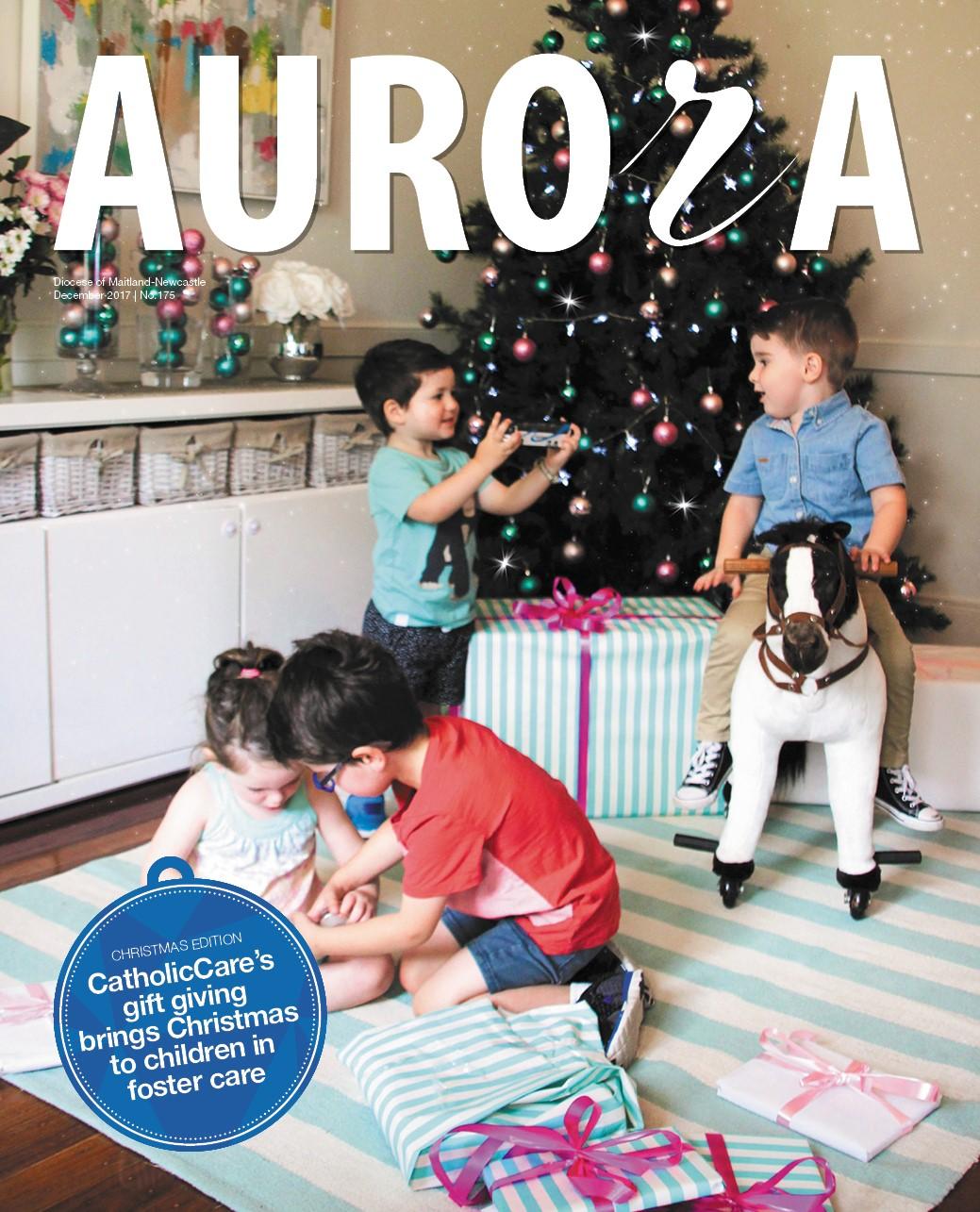 Aurora December 2017 Cover Image