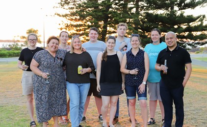 Maitland-Newcastle heads to ACYF: Day 9 (Retreat Day 2) IMAGE