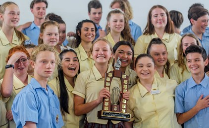 Secondary schools shine at St Joseph's Lochinvar Choirfest IMAGE