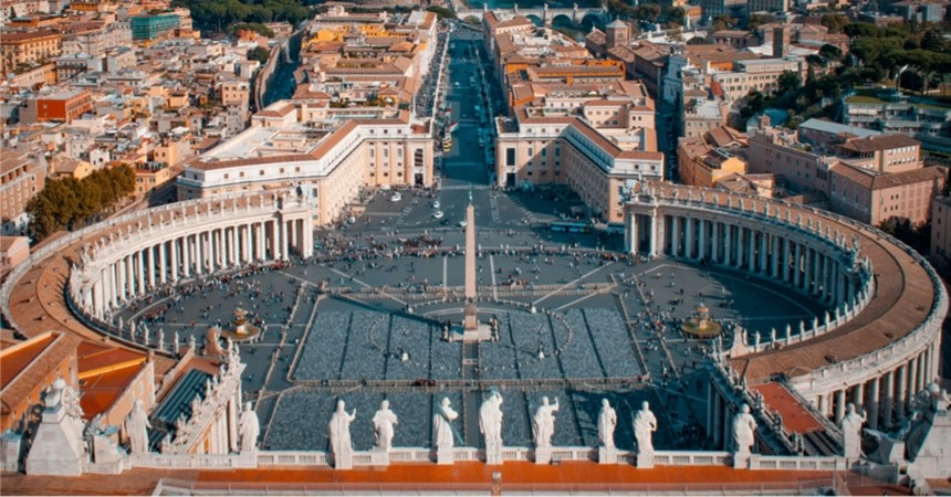 Pope approves new legislation concerning Vatican City governance IMAGE