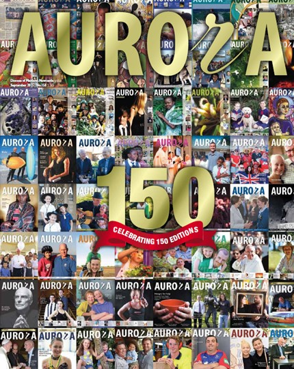 Aurora Magazine September 2015 Cover