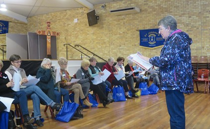 Women rekindling their story at St Joseph's IMAGE