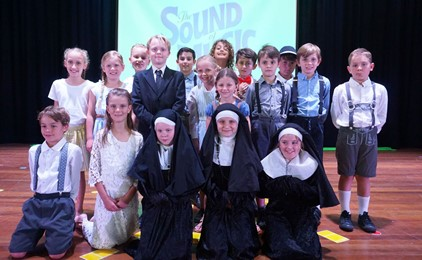 Image:'A Night on Broadway' for St Patrick's Swansea