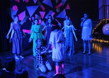 GALLERY: St Peter's presents Xanadu Jnr IMAGE