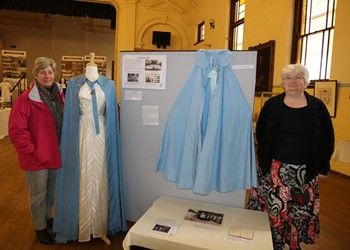 An exhibition celebrating the 150th anniversary of the arrival of the first resident bishop of the Diocese, Bishop Murray IMAGE