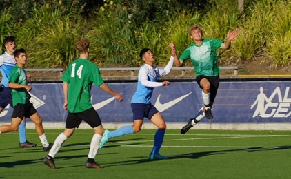 Dio soccer teams live up to expectations Image