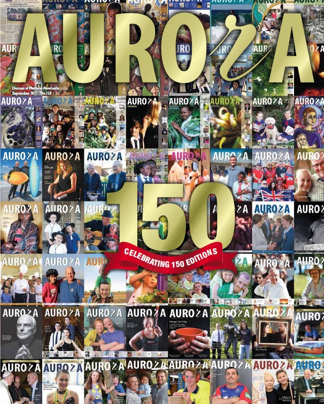 Aurora September 2015 Cover Image