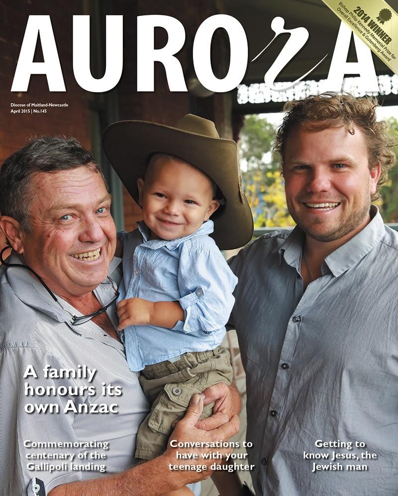 Aurora April 2015 Cover Image
