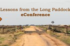 eConference: Lessons from the Long Paddock