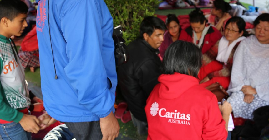Caritas Australia provides relief to Cyclone Tembin survivors IMAGE