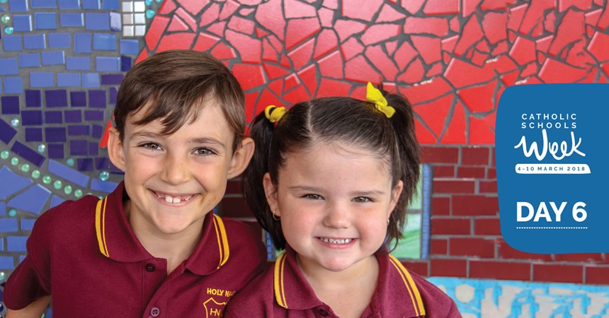 MEGA GALLERY: Catholic Schools Week – Day 6 IMAGE