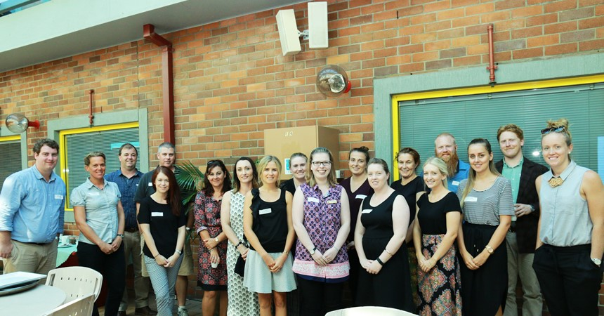 Early Career Teachers Induction Day  IMAGE