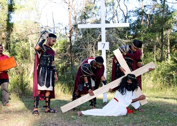 GALLERY: Annual Ecumenical Way of the Cross IMAGE