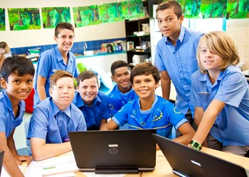 Supporting Aboriginal education  IMAGE