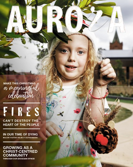 Aurora Magazine December 2019 Cover