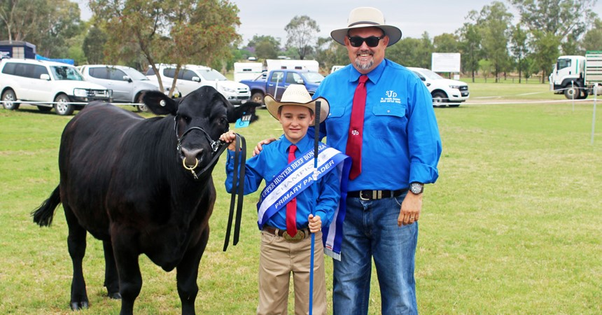 St Joseph's Denman takes out the Beef Bonanza  IMAGE