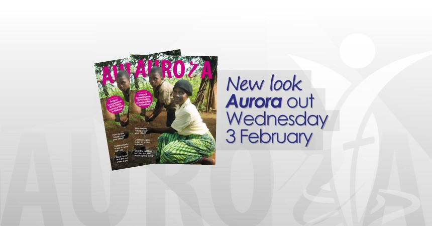 New Look Aurora Out This Week IMAGE
