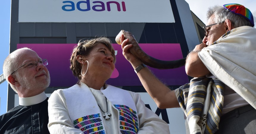Catholic theologians join call on Adani to invest in solar, not coal IMAGE