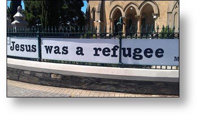 Jesus was a refugee