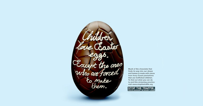 Ensure Your Easter is Slavery Free  IMAGE