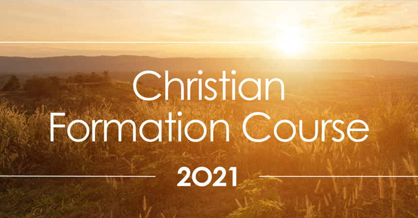 Christian Formation Course 2021 IMAGE