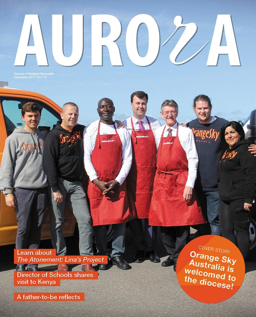 Aurora September 2017 Cover Image