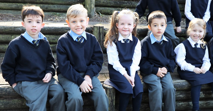 St Kevin's celebrates 100 years of Catholic education IMAGE