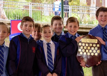 St Joseph's Charlestown triumphs at Tournament of Minds  IMAGE