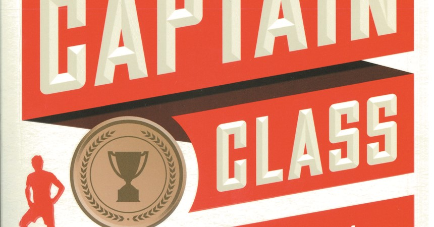 The Captain Class: who's captaining your team? IMAGE