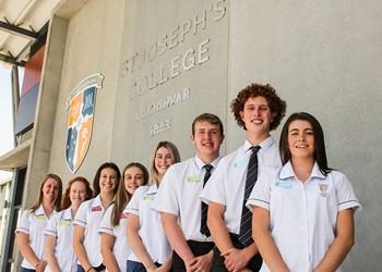 Student leaders paving the way for the future of Lochinvar IMAGE
