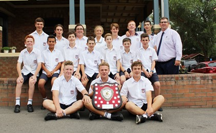 Berg Shield Cricket Champions IMAGE