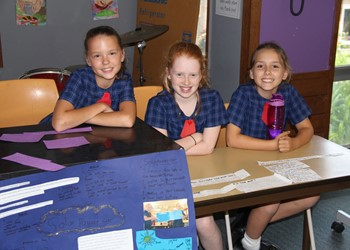 ACU MyScience Project engages students IMAGE