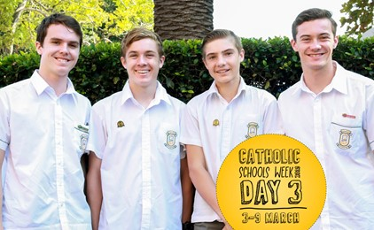 Image:GALLERY: Catholic Schools Week – Day 3