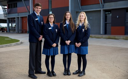Image:English first for St Joseph's HSC history