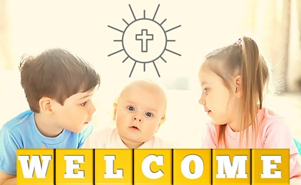 Image:FAITH MATTERS: Toddlers in Church