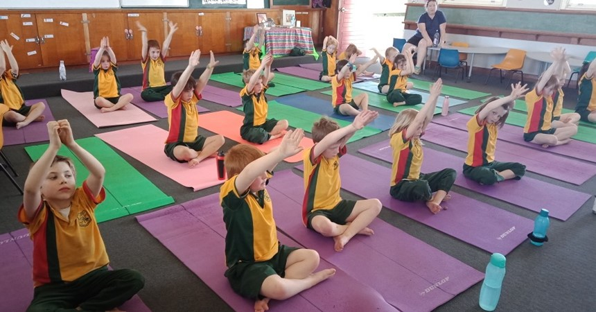 Wellbeing Week at St Joseph's Merriwa comes alive IMAGE