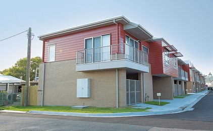 New units in Maitland ready for tenants IMAGE