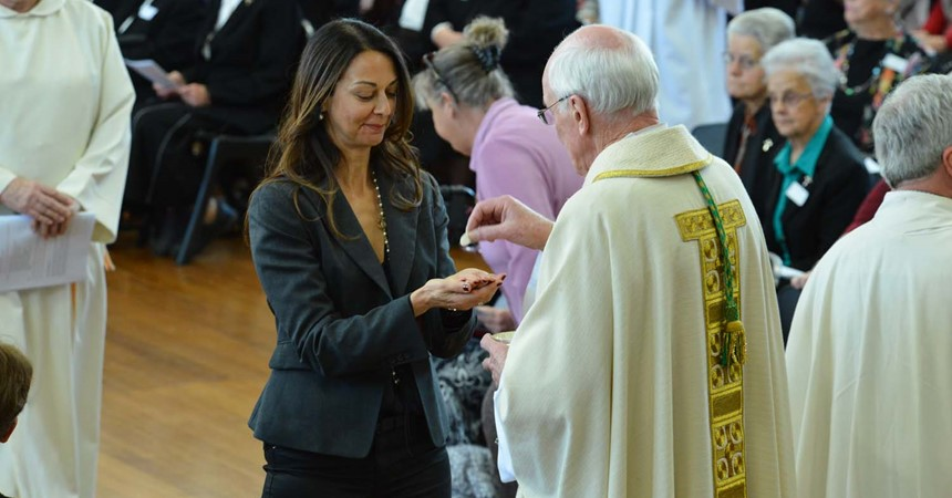 LITURGY MATTERS: Communion Rite Wrap Up - sharing the fruit from three conversations IMAGE