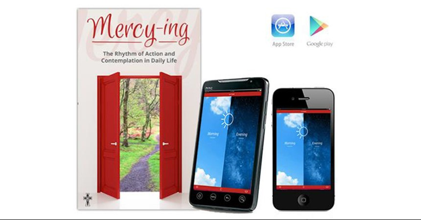 Daily Reflection and Prayer App to Support You During Year of Mercy IMAGE