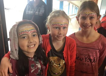 NAIDOC celebrations at Holy Name Forster IMAGE