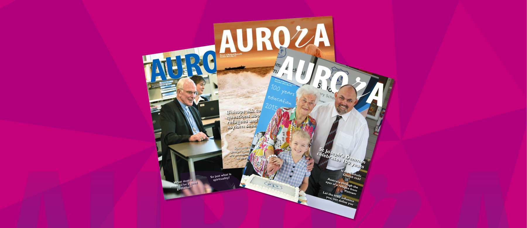 Exciting change this year to the awarding-winning Aurora