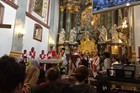 WORLD YOUTH DAY BLOG: Pilgrimage day 11 green group