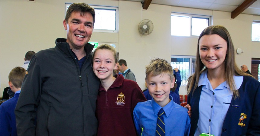 Father's Day across the Diocese IMAGE