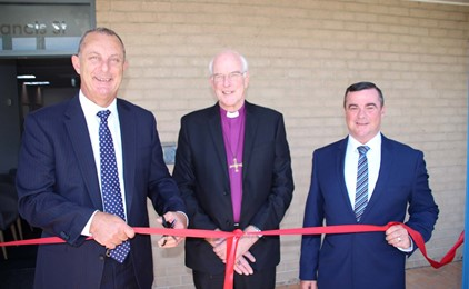 CatholicCare opens their brand new office in Muswellbrook IMAGE