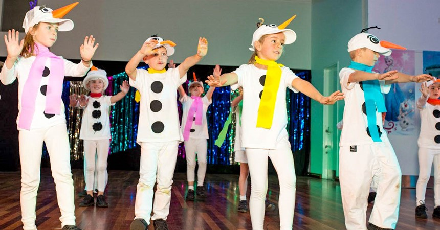 St Michael's presents a Disney Dance Spectacular IMAGE