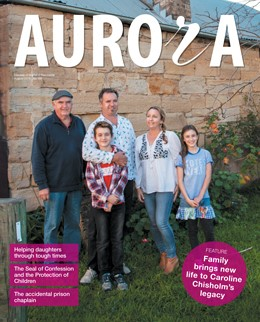 Aurora August 2018 Cover Image