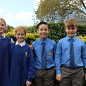 St Joseph's and Holy Family celebrate St Benedict's Feast Day Image